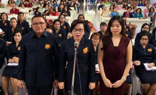 Keluarga Lengkong-Wijaya Kembali Melayani