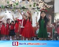 "Tujuh ""S"" di Misa Natal Anak-anak Paroki St Kristoforus Grogol"