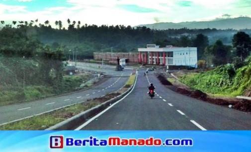 Gubernur OLLY DONDOKAMBEY Persilahkan Warga Pakai Jalan Baru Ir Soekarno