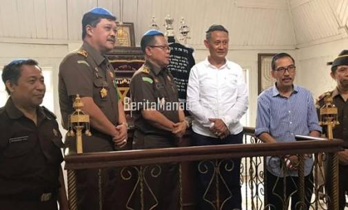 Kejagung RI Kunjungi Synagogue Tondano