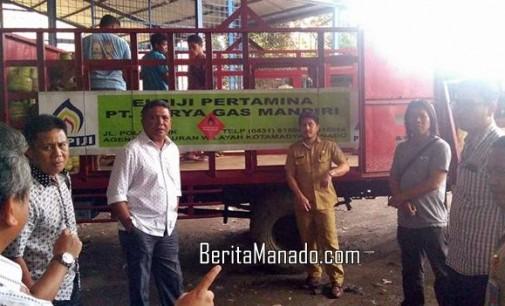 DPRD Minta Pemkot Manado Membuat Perwal Larangan Eceran Gas 3 Kg di Warung