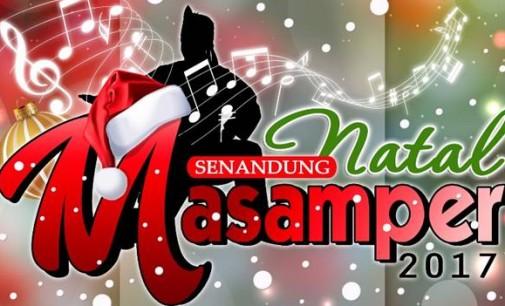 Hari Ini Senandung Natal Masamper Kembali Hadir Di Itcenter