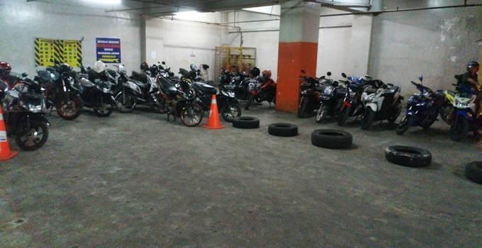 Parkiran Basement itCenter