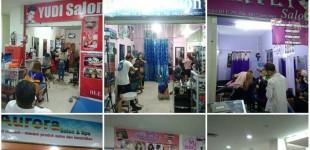 Salon Kecantikan di itCenter Dipadati Ratusan Pengunjung