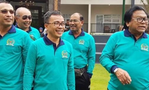 Positif !!! Senator Sulut Ikut Kegiatan Press Gathering DPD RI