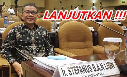 PEMILU 2019: Stefanus Liow Bilang Hal Ini
