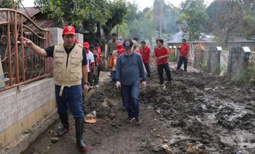 Pasca Banjir, Wagub STEVEN KANDOUW Kerahkan Ribuan ASN Bersihkan Manado