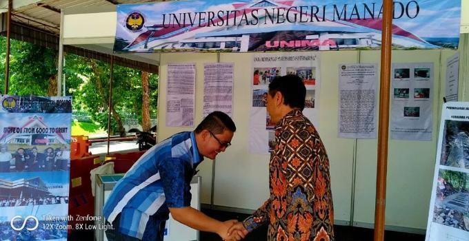 Lesza Lombok koordinator stand dipercayakan
