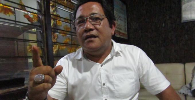 Sekretaris BMI Sulut, Victor Golung