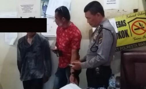 Cabuli Siswi Sendiri di Kamar Hotel, Oknum Guru Diamankan Polresta Manado