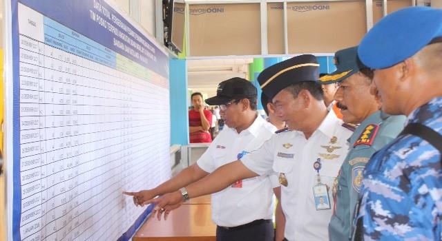 Posko natura mulai dibuka di Bandara Sam Ratulangi Manado