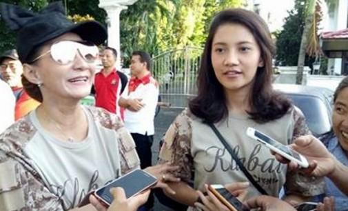 Soal Sampah, Ini Saran Gadis Cantik Putri Kapolda Sulut