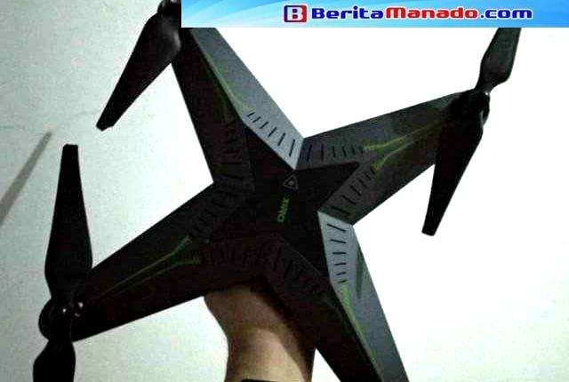 Salah satu model drone