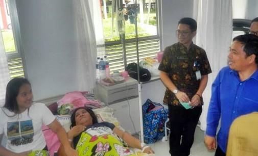 Direktur RSUD Noongan Dokter Enrico Rawung Tuai Pujian dari Komisi 4 DPRD Sulut