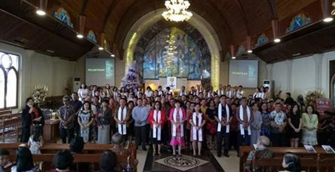 Foto di gereja