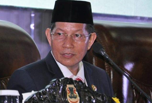 Wali Kota Manado DR. G.S. Vicky Lumentut