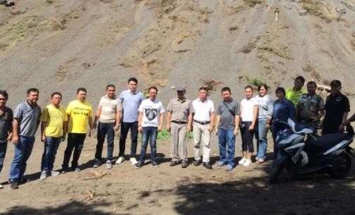 Tim Pemkot Tutup Galian Pasir di Kadoodan, Lalu Bagaimana dengan Tewaan, Tendeki dan Pinokalan?