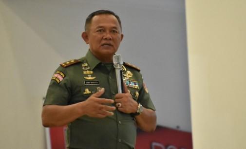 Pilkada 2018, Pangdam XIII/Merdeka Tegaskan Netralitas TNI Harga Mati