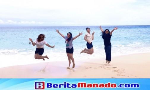 Indahnya Pantai Pall, Wisata Alam Favorit di Minahasa Utara