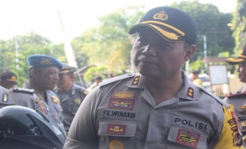 Terkait Togel, Kapolres Winardi Prabowo Janjikan Hal Ini