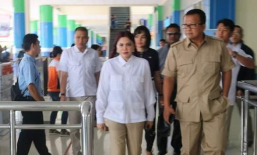 Jenazah FERNANDO WOWOR Tiba di Tomohon, Diantar Langsung Wakil Ketua Umum Gerindra EDHY PRABOWO