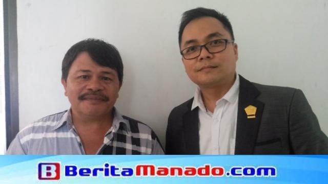 Ketua DPC Partai Hanura Minsel, Billy Regar