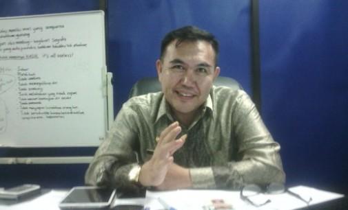 DLHK Kota Manado Bangun RTH Dan Lapangan Futsal