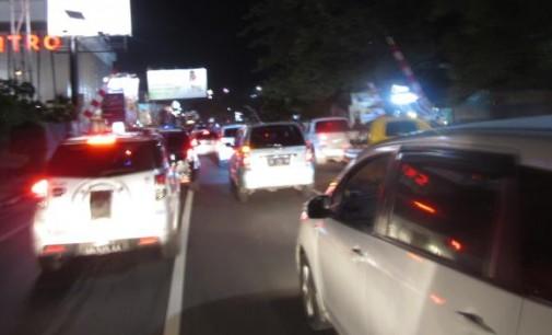 Jalur Satu Arah Hampir Dua Tahun, Ini Penyebab Kemacetan di Boulevard