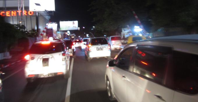 Jalan Piere Tendean masih rawan kemacetan