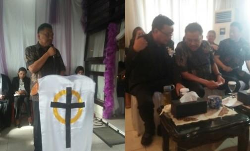 Pemakaman Oma Rin, Olly Dondokambey Ikut Kehilangan