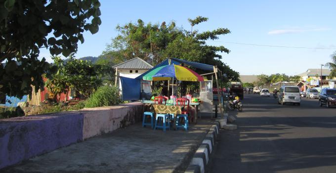 Pantai utara Manado akan direklamasi