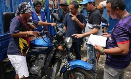 Punya Peran Penting, Kondisi Motor Sampah di Manado Diperiksa
