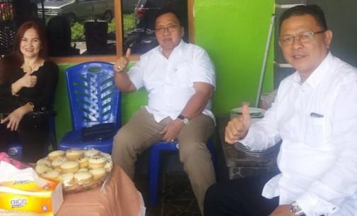 ROBBY DONDOKAMBEY Berpeluang Terima Restu DPP PDIP