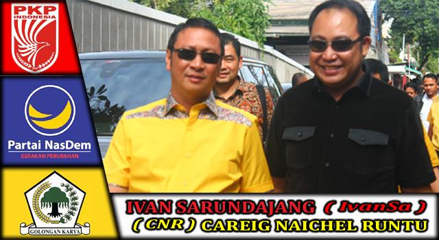 Ivan Sarundajnag dan Careig Naichel Runtu