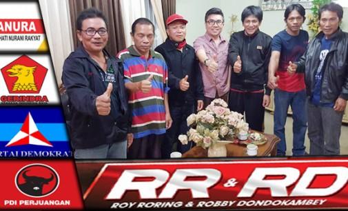 STEFEN SUPIT: ROYKE RORING-ROBBY DONDOKAMBEY Jawaban Paripurna Penantian Panjang Minahasa