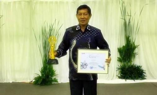 Ini 17 Penghargaan Diterima VICKY LUMENTUT Tahun 2017