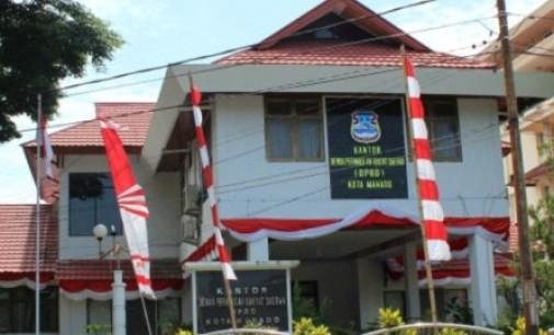 Kantor DPRD Manado Mulai Tak Aman, Ini Buktinya