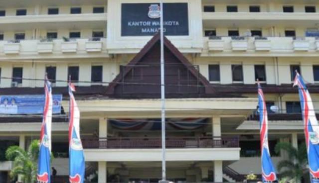 Kantor Wali Kota Manado.
