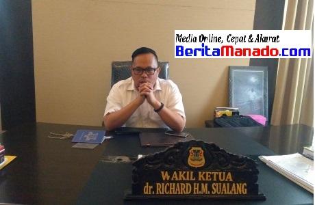 Richard Sualang.