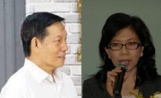 VICKY LUMENTUT Dipercayakan Ketua PKB, PAULA RUNTUWENE Ketua WKI Wilayah MalBar