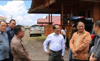 Dubes LBBP Indonesia Untuk Rusia Kunjungi Tomohon