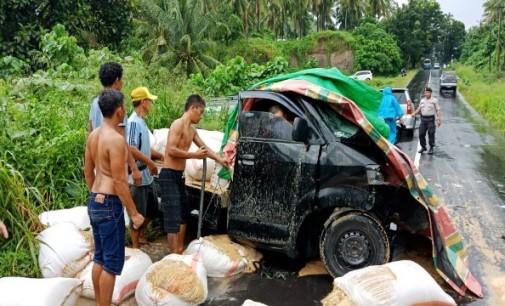 Laka Lantas Maut Jalan Trans Sulawesi, 1 Tewas
