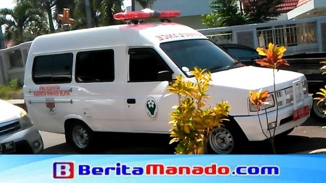 Ambulance Jenazah RSUD Amurang