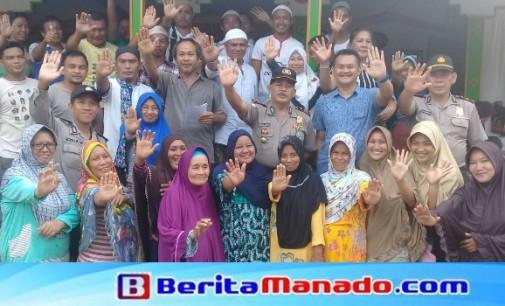 Desa Maen Komitmen Jaga Keutuhan NKRI