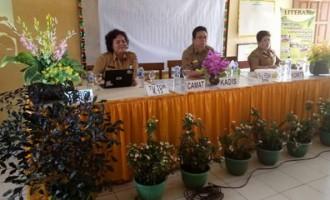 Dikpora Minsel Sosialisasi PPK dan Adiwiyata Untuk SD di Tompasobaru dan Maesaan