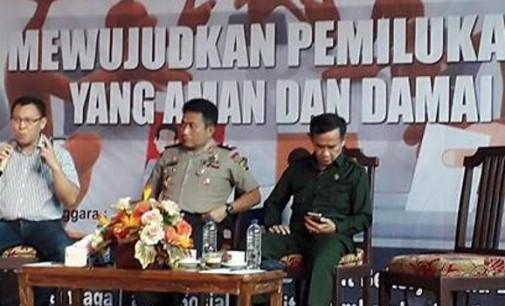 DR IVAN KAUNANG Bilang Orang Minahasa Sudah Lama Tahu Berdemokrasi, Tapi..