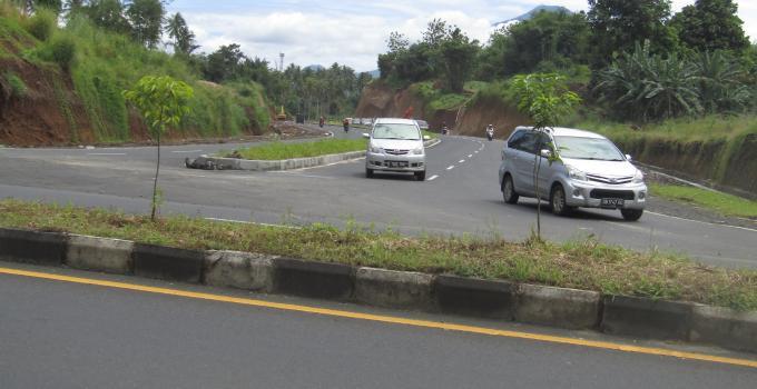 Ringroad Manado terkoneksi dengan Jalan Soekarno di Minahasa Utara