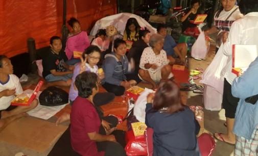 Kerukunan Keluarga Kawanua Peduli Banjir Jakarta