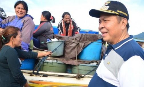 Wali Kota Bitung Sebut Sudah 49% Pekerja DiPHK Akibat Kebijakan Meteri Susi