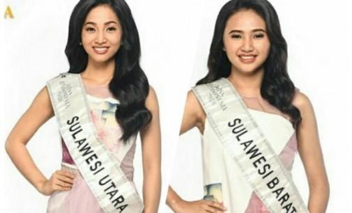 Utusan Sulbar (Ternyata) Berdarah Minahasa, Miss Indonesia 2018 Suara Sulut Terpecah